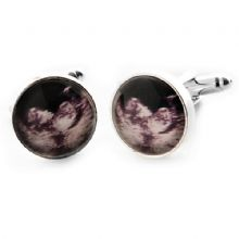 Baby Ultrasound Scan Cufflinks - Unique Father To Be, Baby Shower or Father's Day Gift